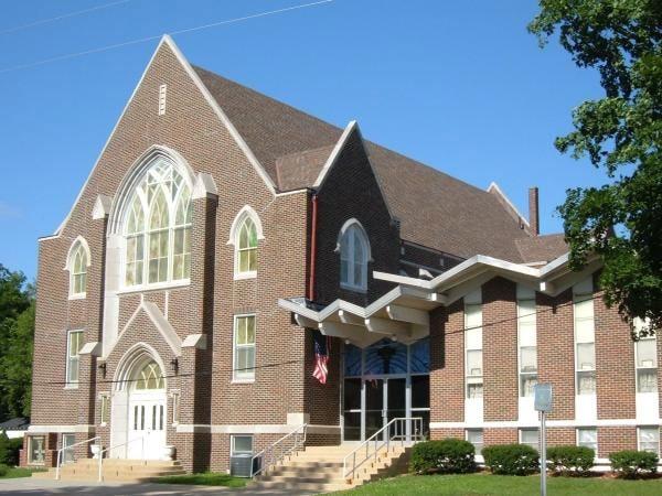 First Christian Church - Butler, Missouri